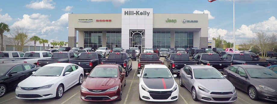 dodge dealership pensacola About Us  Hill-Kelly Dodge Chrysler Jeep in Pensacola, FL  Near