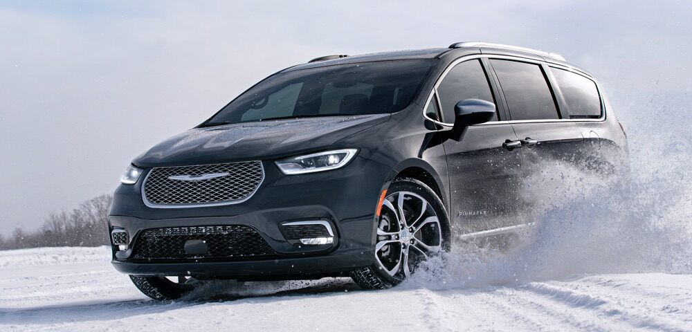 2021 Chrysler Pacifica Is Awarded Again | Hill-Kelly Dodge ...